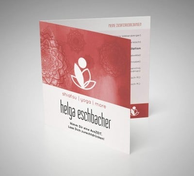 Folder_quadratisch_rot_weiß_mit_Logo_von_Helga_Eschbacher